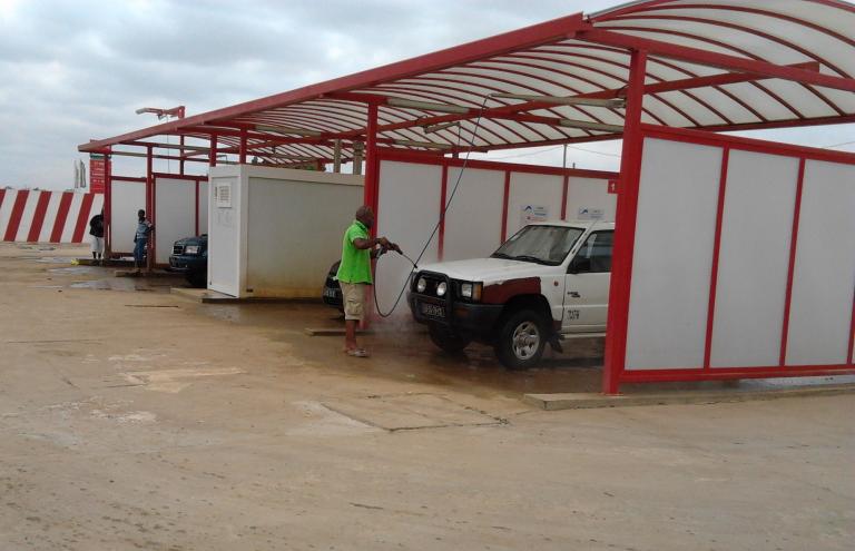 Angola/Viana -2011