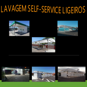 Lavagem self-service